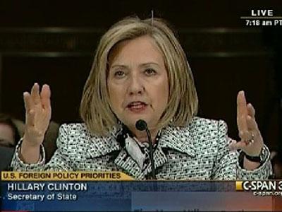 110306 Hillary Clinton Warns That We Are Losing the Propaganda War