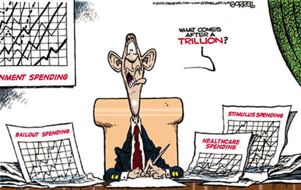 110724 What Comes After a Trillion - Gorrell Cartoon