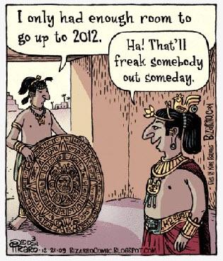 2012 The Mayan Calendar Trading Strategy