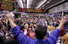 110129 CME SP500 Trading Pit
