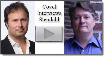120923 Covel Stendahl Interview