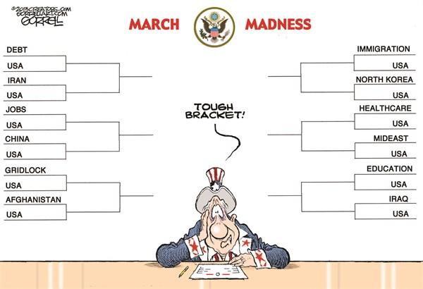 130330 March Madness - A Tough Bracket