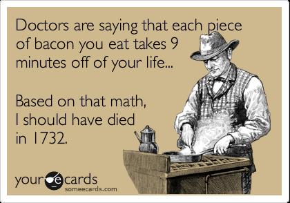 130518 Bacon and Lifespan