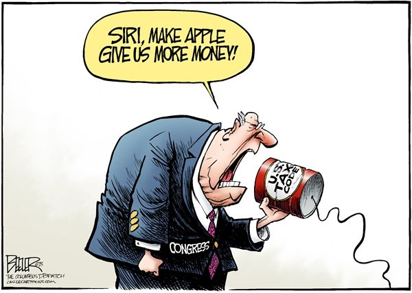 Siri - Make Apple Give US More Money