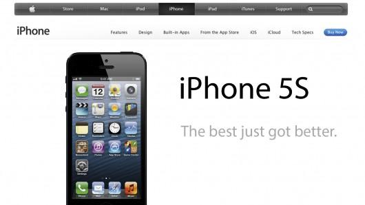 130915 iPhone-5s Best Just Got Better