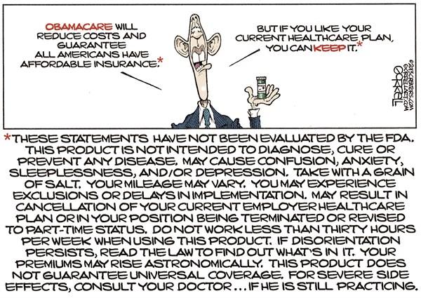130929 Obamacare Warnings