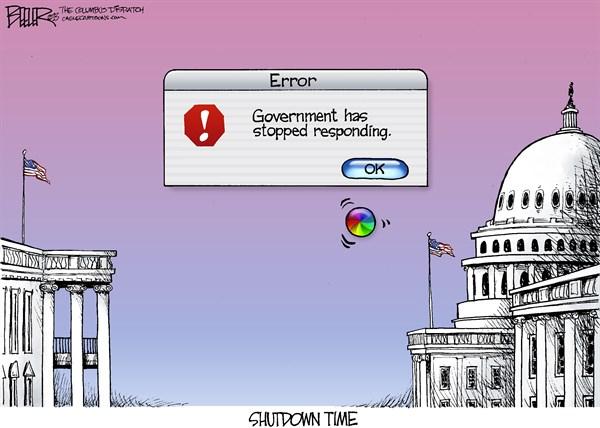131005 Error - Government Stopped Responding