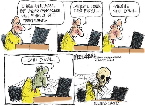 131024 Obamacare Website Cartoon