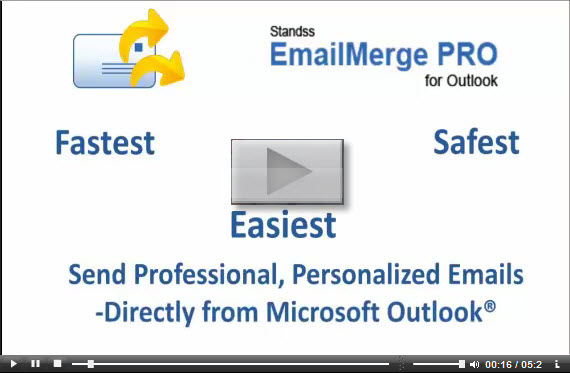 101219 Email Merge Pro Video