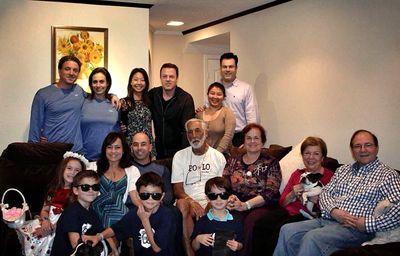 131201 Getson Fingerman Family on Thanksgiving