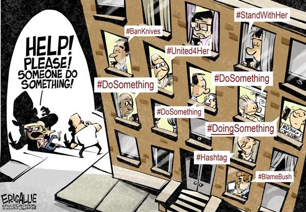 140601 Hashtag - Do Something