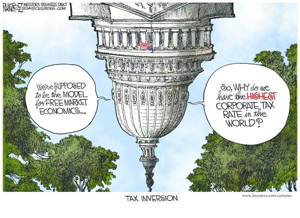 140830 US Tax Rate - Free Market