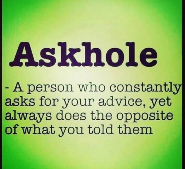 141026 Definition of an Askhole