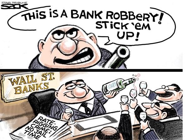 150523 Bank Robbery Celebration
