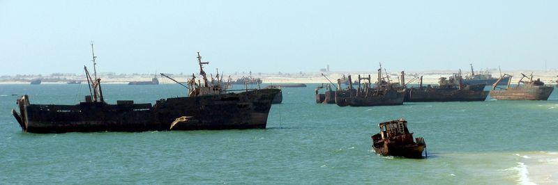 160130 Abandoned Ships