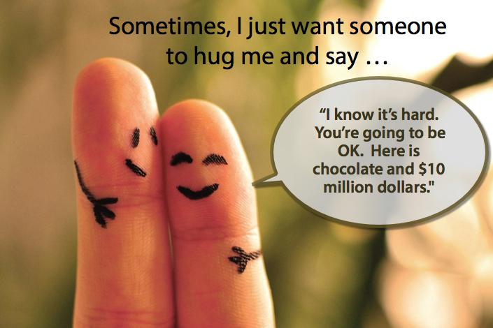 160205 A Hug and More