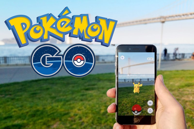 160724 Pokemon Go - Pikachu