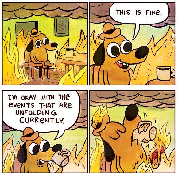 421 This is fine