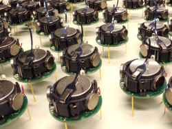 912017 swarm robots